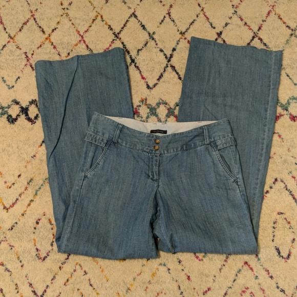 Lands' End Denim - Land's End trouser jeans